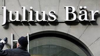 Privatbank Julius Bär gibt Jahreszahlen bekannt (Archiv)