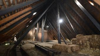 Alte Bauernhäuser im Kanton Solothurn