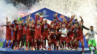 Champions League Final 2019, Tottenhaum Hotspur - Liverpool FC