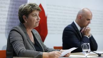 Hilfe für den Sport? Bundesrätin Viola Amherd lädt zum runden Tisch.