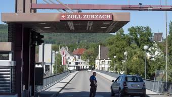 Vor dem Bezirksgericht Zurzach stand ein 66 Jahre alter Deutscher, der die Grenze bereits mehrfach illegal überquert hatte.