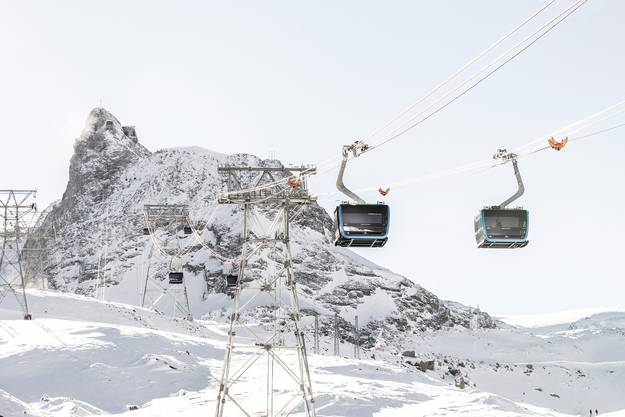 Matterhorn Crystal Ride