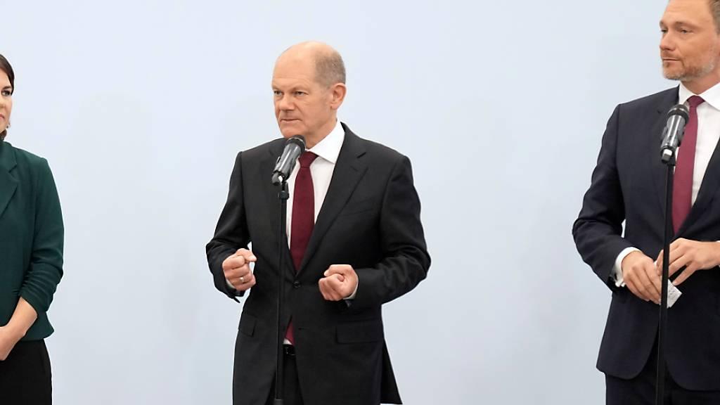 Koalitionsverhandlungen in Deutschland ab Donnerstag