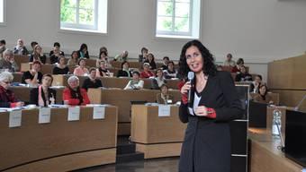 Frauentagung in Aarau zum Thema Frauen und Medien