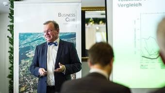 Claude Longchamp erklärt, welcher der drei Aargauer Ständeratskandidaten welche Chancen hat.