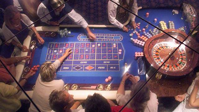 Erneut Casino überfallen (Symbolbild)
