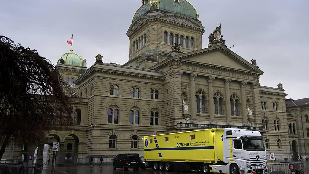 Der Nationalrat berät am Mittwoch die Öffnung der Beizen am 22. März.