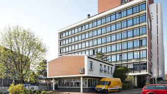 Der Fossil-Europahauptsitz am Riehenring in Basel. zvg