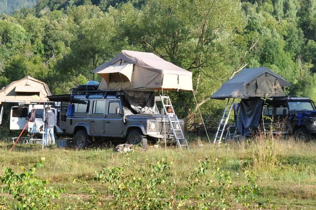 Offroadcamper sind im Trend – und beim Suisse Caravan Salon in Bern ebenfalls zu sehen (siehe Box). Bild: zvg