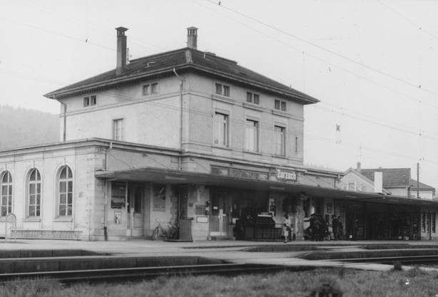 Bad Zurzach, 19. März 1966