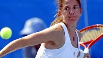 Patty Schnyder scheiterte an der Französin Virginie Razzano