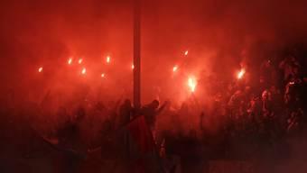 Fans von Trabzonspor sorgen für einen Eklat (Archivbild)