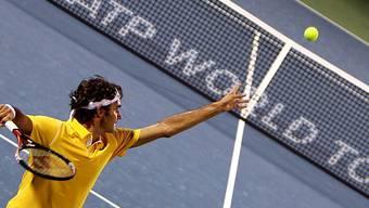Federer trifft im Viertelfinal auf den Ukrainer Stachowski