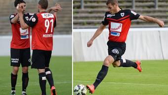 Bilder zum FC-Aarau-Testspiel gegen Biel