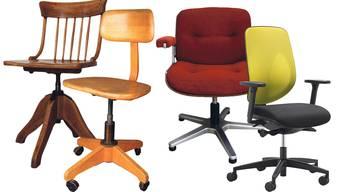 Giroflex-Bürostühle
