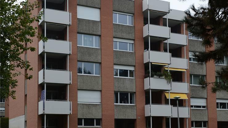 In diesem Haus wohnte das Ehepaar E. – bis ein Gericht Ende 2012 die Wohnung räumen liess. Juri Junkov