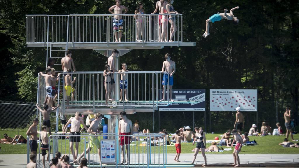 Strafverfahren nach Badeunfall: Wurde der Bub gestossen?
