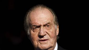 Hat möglicherweise Geld im Ausland deponiert: König Juan Carlos (Archiv)