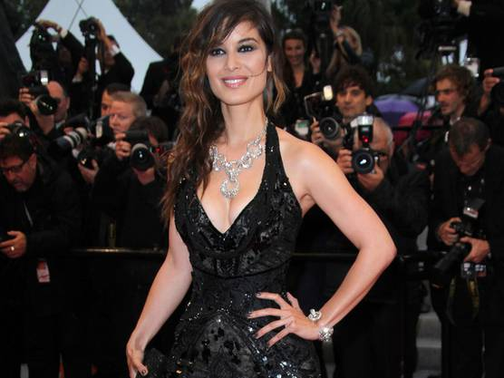 Die französische Schauspielerin Bérénice Marlohe in Cannes (Archiv)