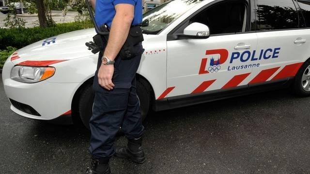 Ein Lausanner Polizist wurde verurteilt (Symbolbild)