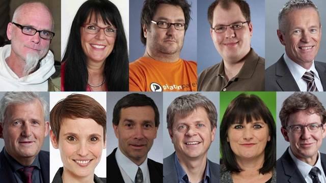 Das sind die Berner Ständerats-Kandidaten