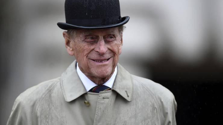 Home for Christmas: Englands Prinz Philip, ist aus dem Spital entlassen worden.