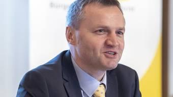 Seit acht Jahren für die BDP im Nationalrat: Bernhard Guhl.