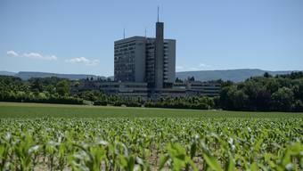 Das Bruderholzspital steht im Zentrum der Debatte.