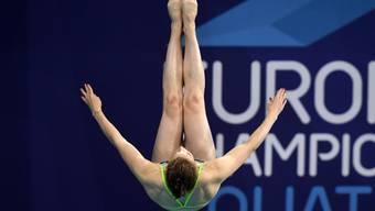 Michelle Heimberg zeigte einen guten Wettkampf