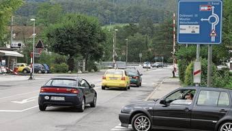 Solche Linksabbieger von der Sagmattstrasse in die Solothurner Strasse führen zu Stau.