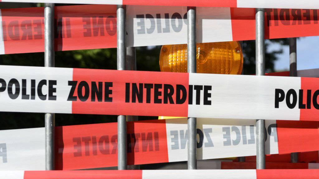 Im Kanton Genf ist eine Frau tot in ihrem Haus aufgefunden worden. (Symbolbild)
