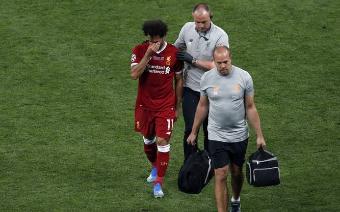 Wie fit ist Mohamed Salah nach seinem Ausfall im Champions-League-Final bis zum WM-Start?
