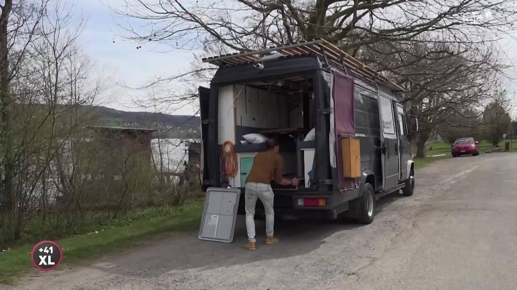 Ausgefallene Wohnformen – die grosse Reportage auf Tele1