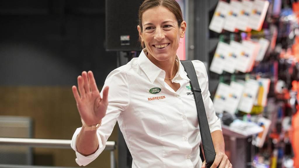 Nicola Spirig setzt ihre Karriere bis zu den Olympischen Spielen 2021 in Tokio fort. Und strebt dort ihre dritte Medaille nach 2012 und 2016 an.
