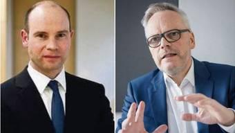 Peter Straub und Joel Keel