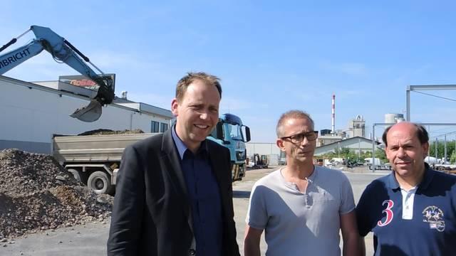 Das Sportzentrum Leuggern wird in der GoEasy-Arena ein zweites Standbein aufbauen – die Verantwortlichen im Interview