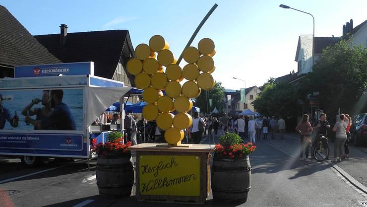 Rebblüetefäscht, Weiningen