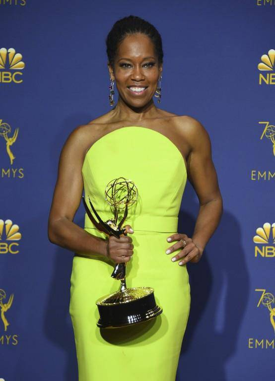 Outstanding lead actress in a limited series or movie – Regina King in «Seven Seconds»