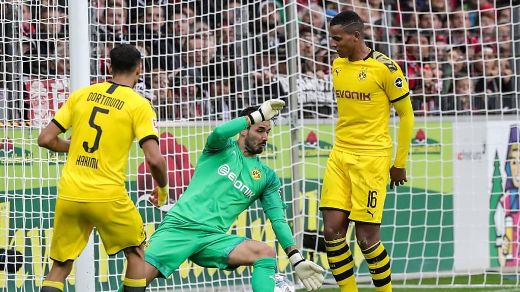 Dortmund kann in der Meisterschaft nicht mehr gewinnen