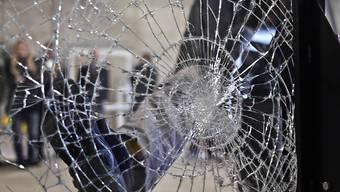 Im Kanton Aargau ist eine grossangelegte Aktion gegen Einbrecher erfolgreich gewesen: 13 Personen wurden insgesamt verhaftet. (Symbolbild)