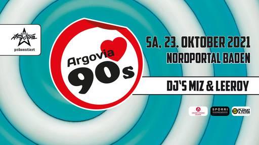 Argovia loves 90's