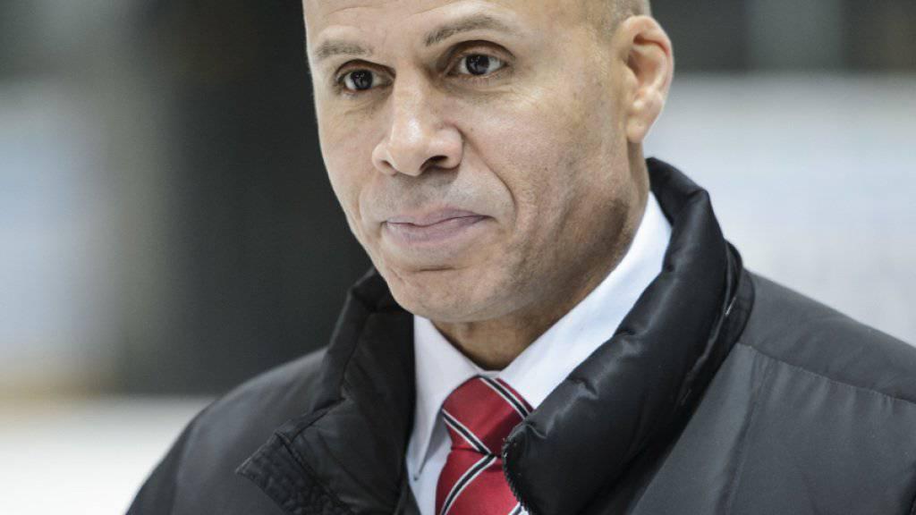 Jan Alston bleibt langfristig Sportdirektor beim HC Lausanne