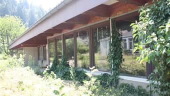 Der Kindergartenpavillon würde sich für verschiedene Zwecke eignen.  BA