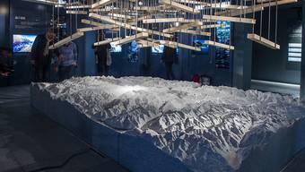 Der sogenannte Gotthard-Monolith wird ab Sommer 2016 im Schweizer Landesmuseum in Zürich als Dauerleihgabe ausgestellt. Das nachgebaute Sankt-Gotthard-Massiv war während der Weltausstellung 2015 in Mailand im Pavillon der Schweiz zu sehen.
