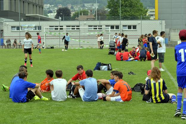 Über 400 Schülerinnen und Schüler haben – klassenweise – am Turnier teilgenommen.