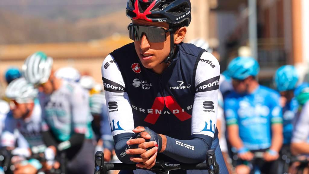 Tour-de-France-Sieger Bernal nimmt den Giro ins Visier