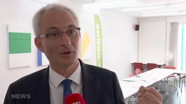 Berner Regierungsrat Bernhard Pulver hat genug