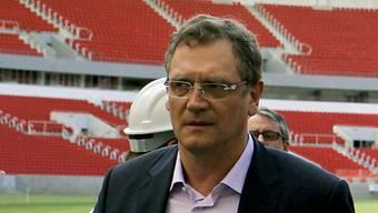 Jérôme Valcke bleibt lange gesperrt