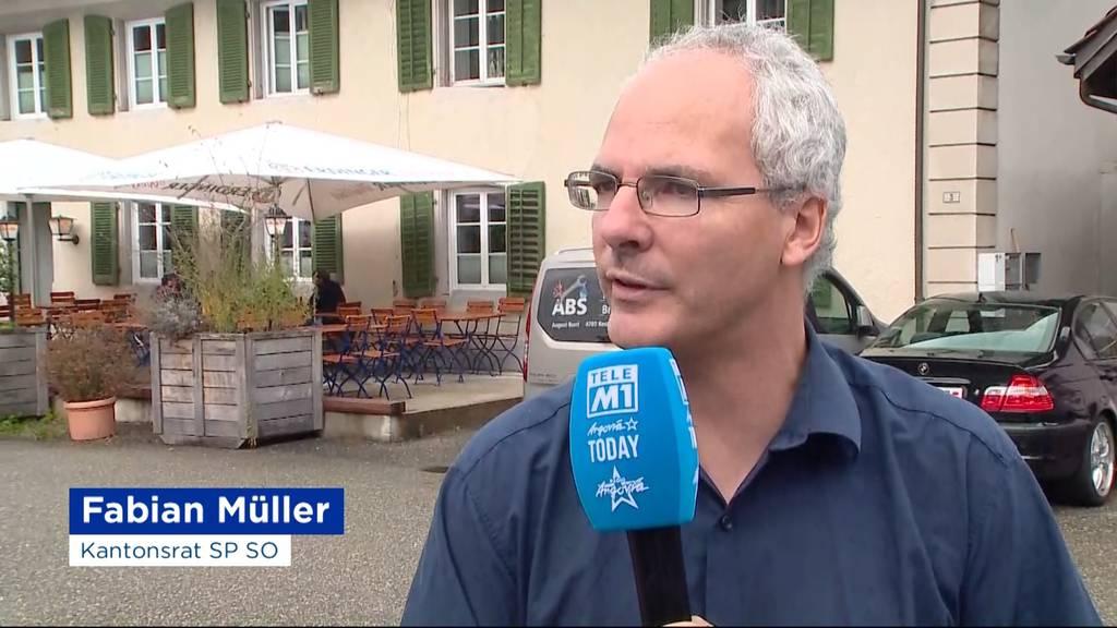 Zwischenresultat Umfahrung Klus Balsthal: 61 % sagen Ja