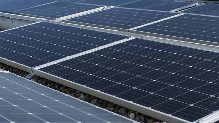 Aus Sicht von GLP-Gemeinderätin Songül Viridén hat es in Schlieren viele städtische Gebäude, wie das Spital Limmattal, auf deren Dächern sich eine Photovoltaik-Anlage installieren liesse (Archivbild)